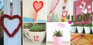 Valentine's Day Crafts for Adults: Spread a Little Love!