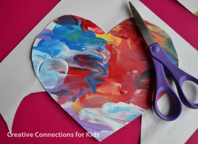 Valentine Art! - Creative Connects for Kids