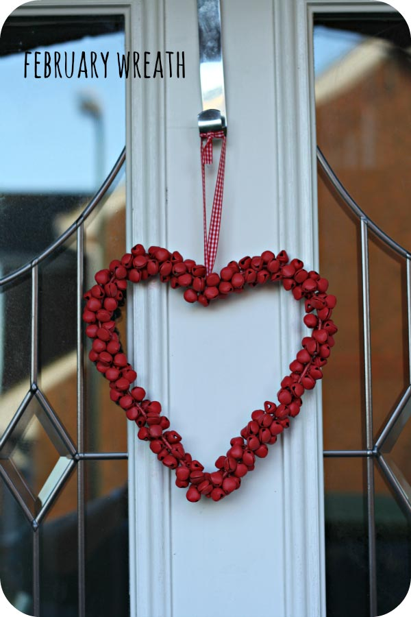 Valentines Wreath - Mum In The Madhouse