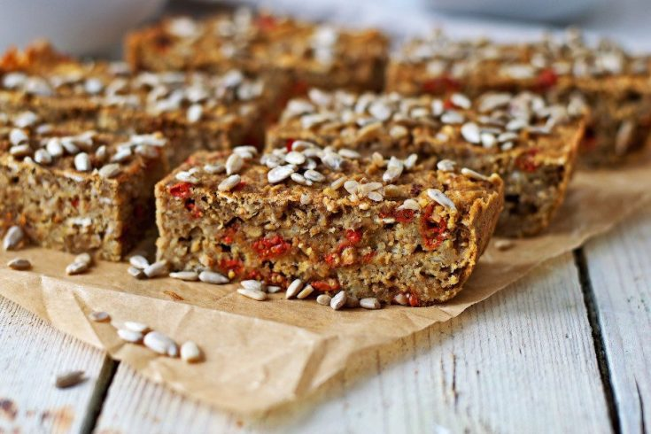 Vegan Superfood Breakfast Bars