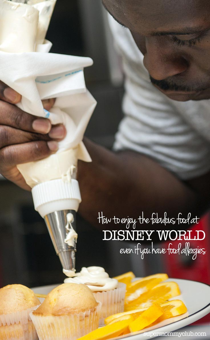 I was really worried about visiting Disney World with food allergies - but not anymore!