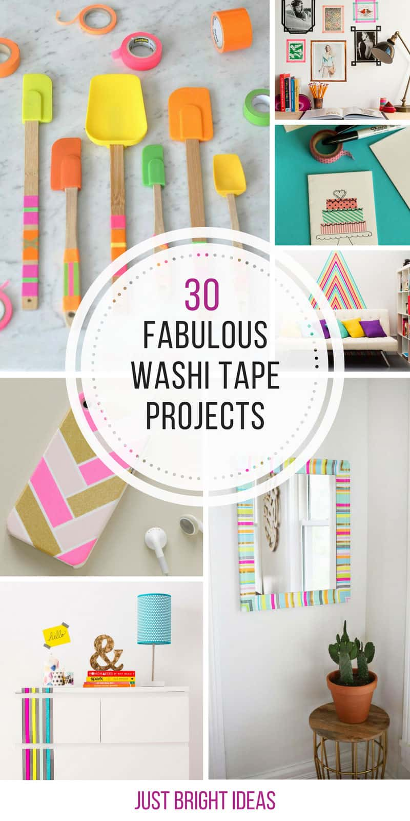 Loving these Washi Tape projects! Thanks for sharing!