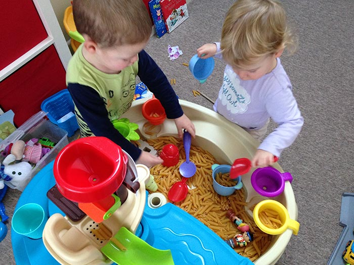 12 rainy day activities for toddlers mess free for Indoor play activities