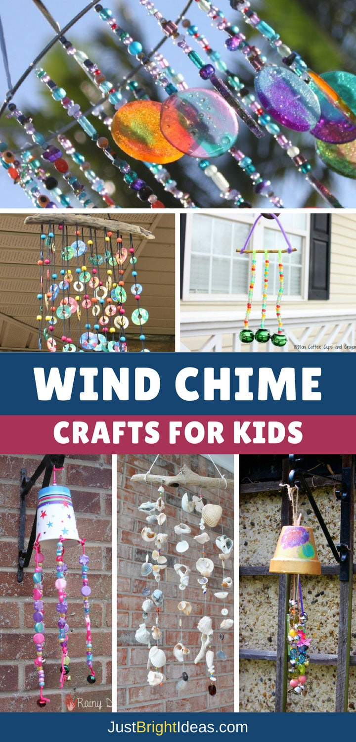 Wind Chime Crafts for Kids - Pinterest