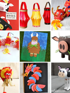 Year of the Ox Craft Ideas
