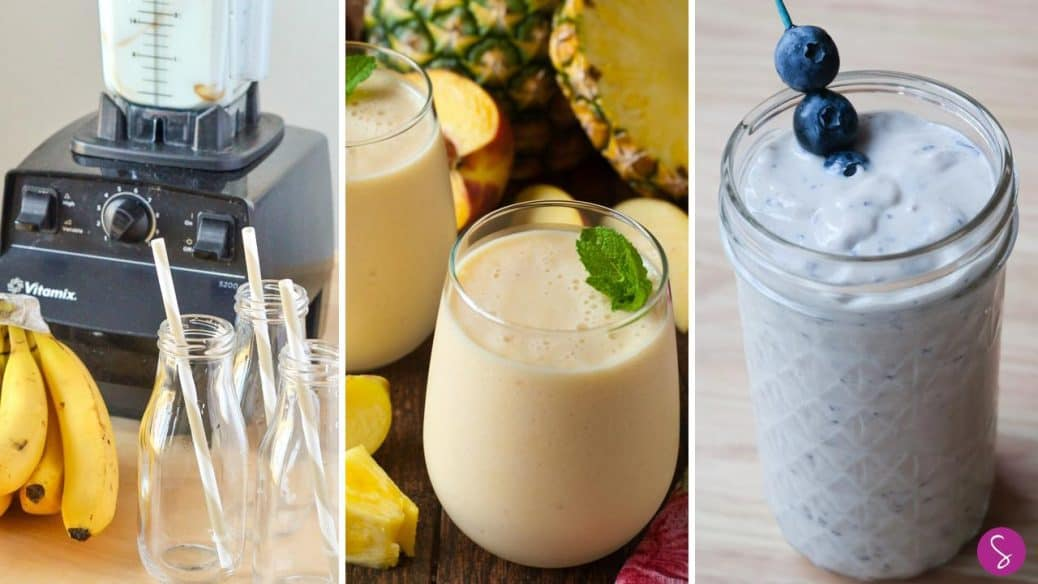 Yogurt Smoothie Recipes for Kids