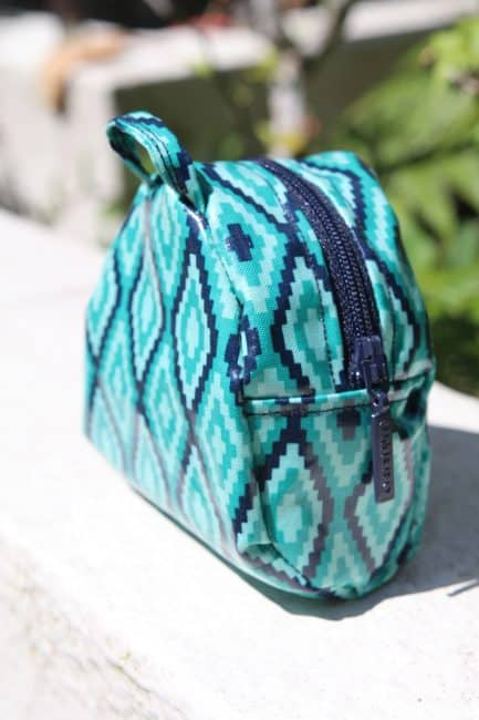 Your friend will love this mini coin purse backpack - great homemade gift