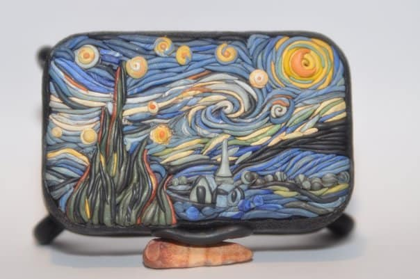 Altoid Tin: Recreate your own Van Gogh masterpiece