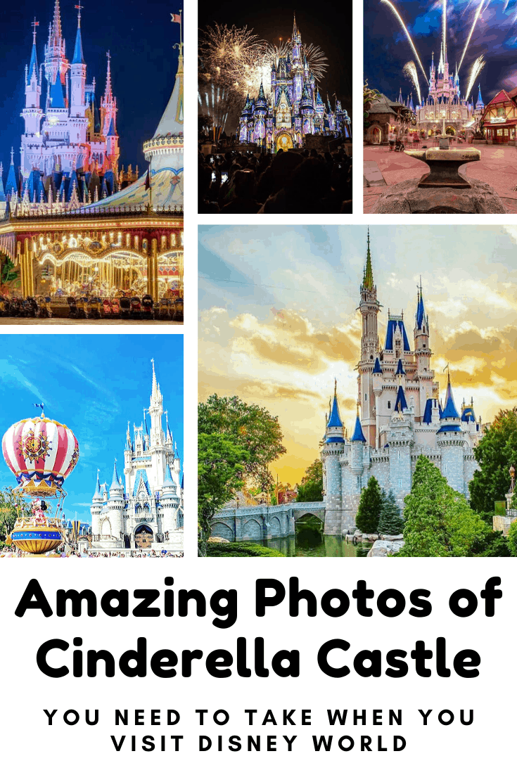 How to Take the Most Magical Pictures of Cinderella's Castle