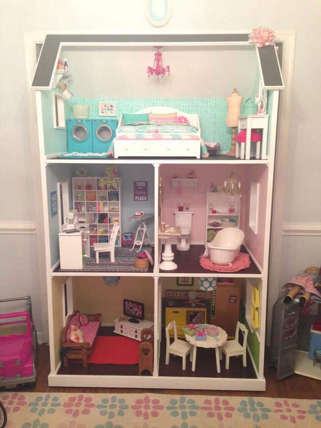 30 Diy American Girl Furniture Projects That Ll Save You A