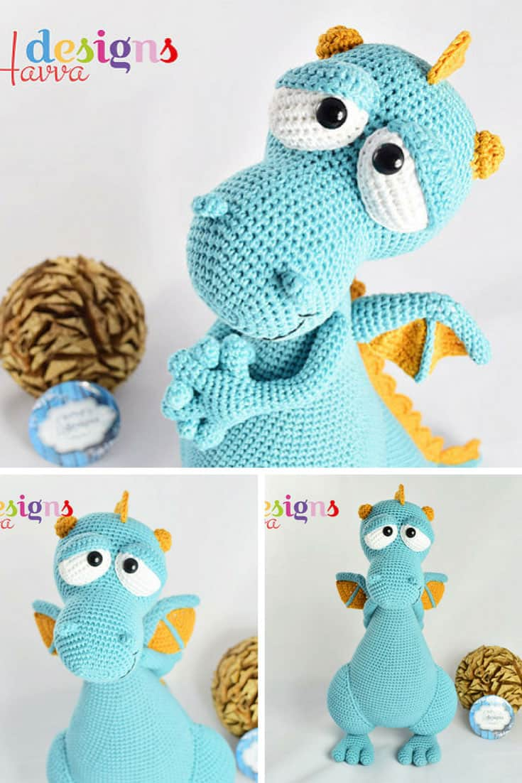 Blummy the Dragon