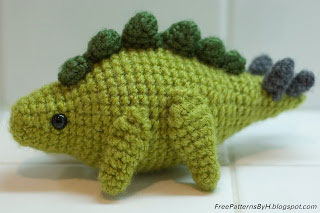 22 Totally Adorable Amigurumi Dragon Patterns You Need To Make For