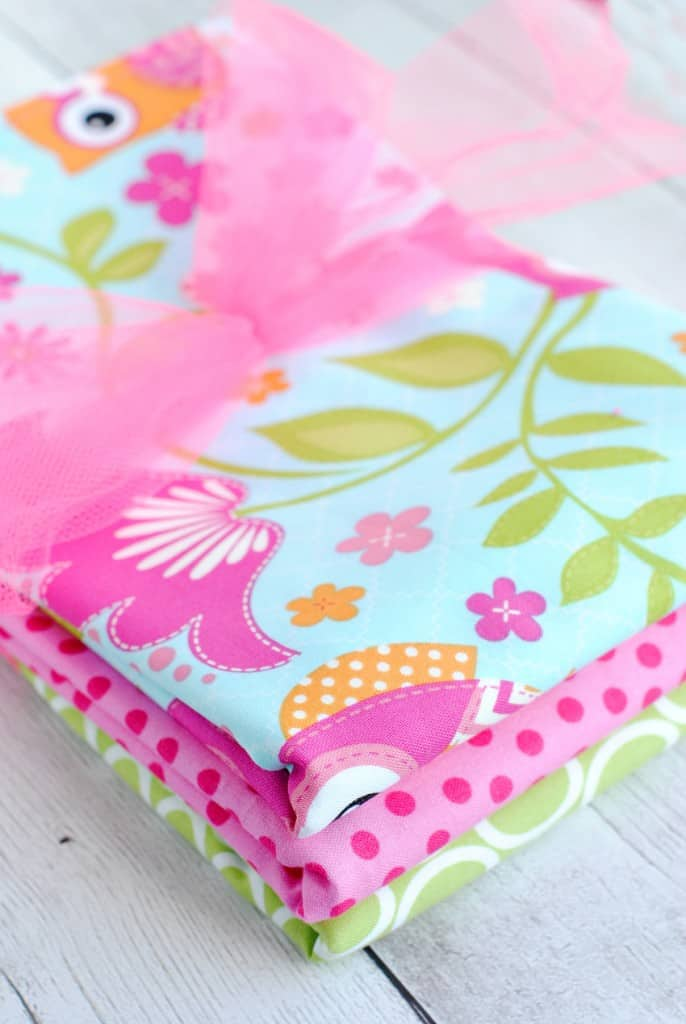 Easy Baby Burp Cloths