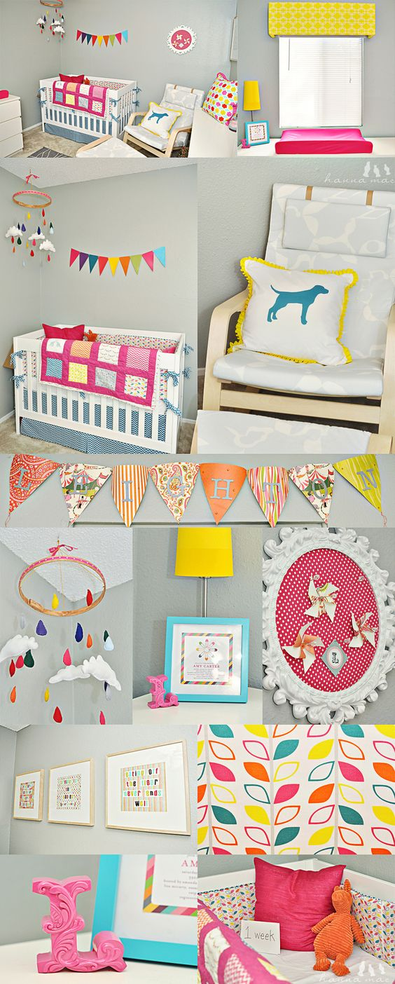 Decorate a wall with your favourite lullaby