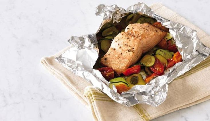 his Easy Cooking Method Means You'll Never Have Dried-Out Salmon Again