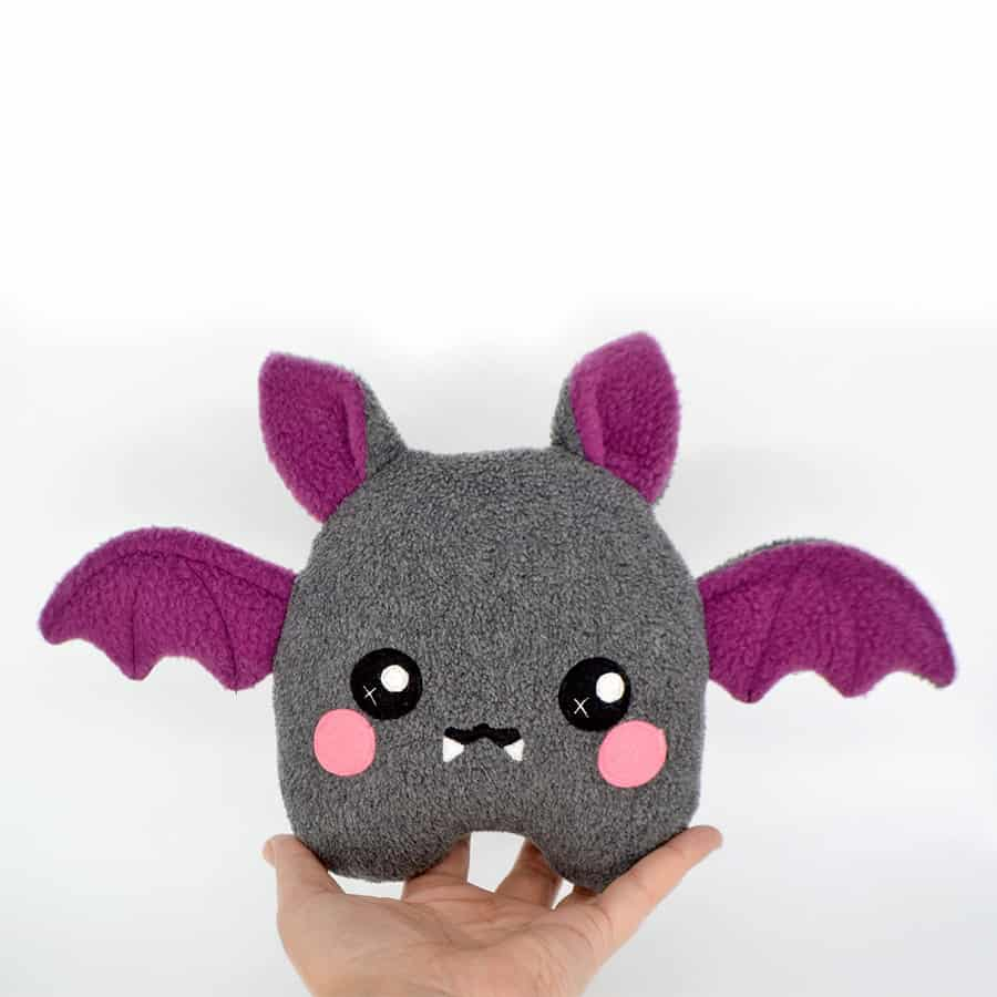 You can buy theHandmade Bat Plushie here