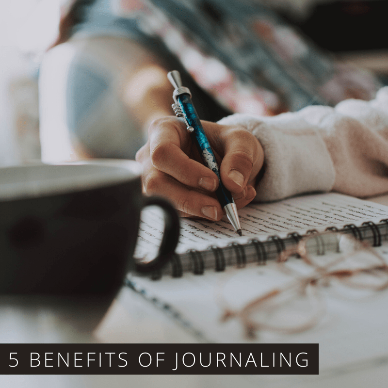 Discover the Benefits of Journaling and 5 Ways it Can Improve Your Life