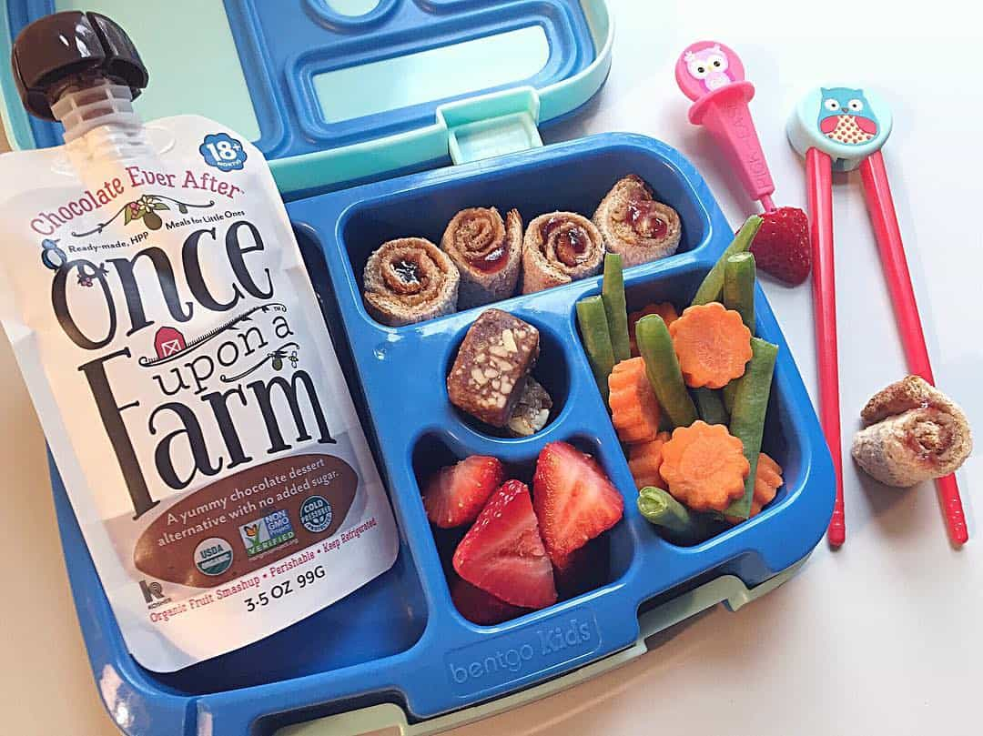 Saving this Bento lunch box idea for later!