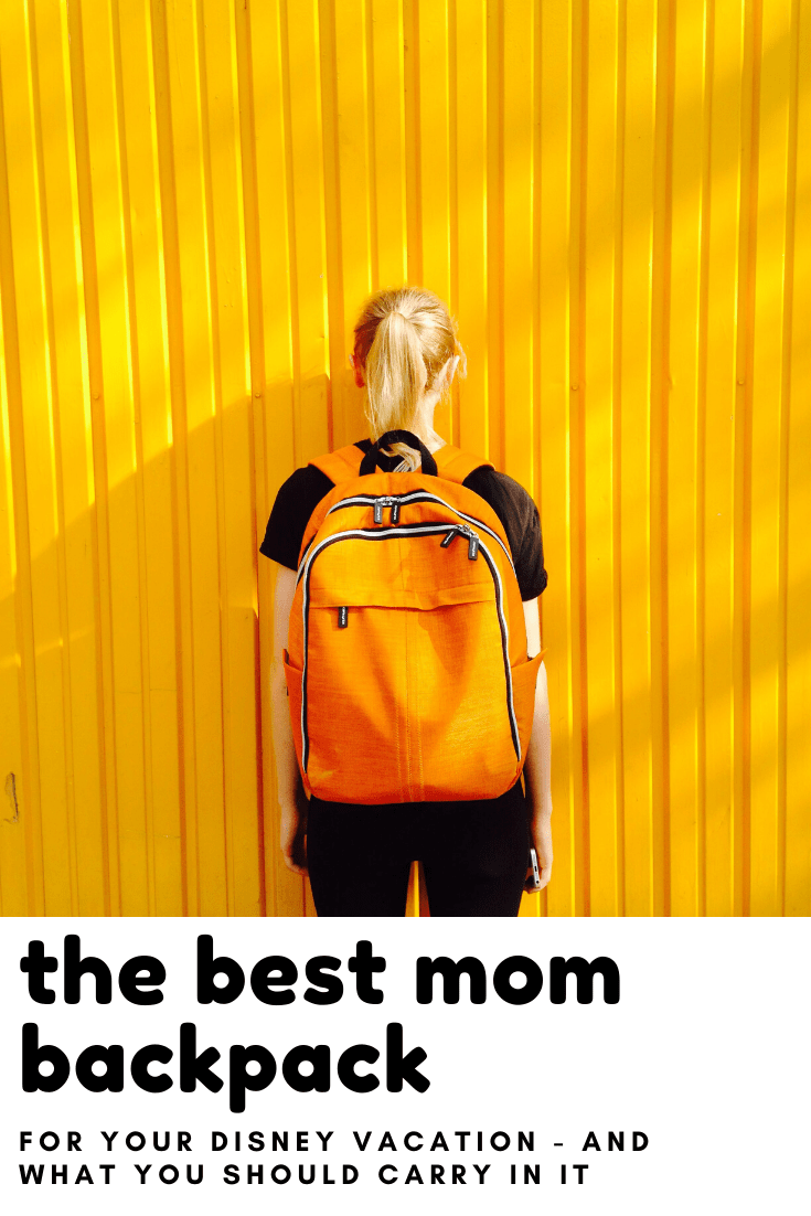If you're wondering about the best bag to take to the Disney parks you'll want to check out our thoughts on the best mom backpack!