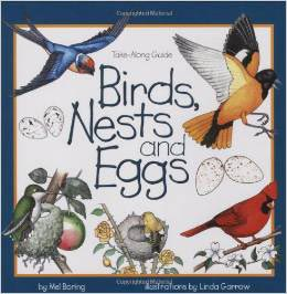 Birds, Nests & Eggs (Take Along Guides) by Mel Boring