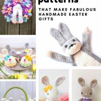 Bunny Crochet Patterns
