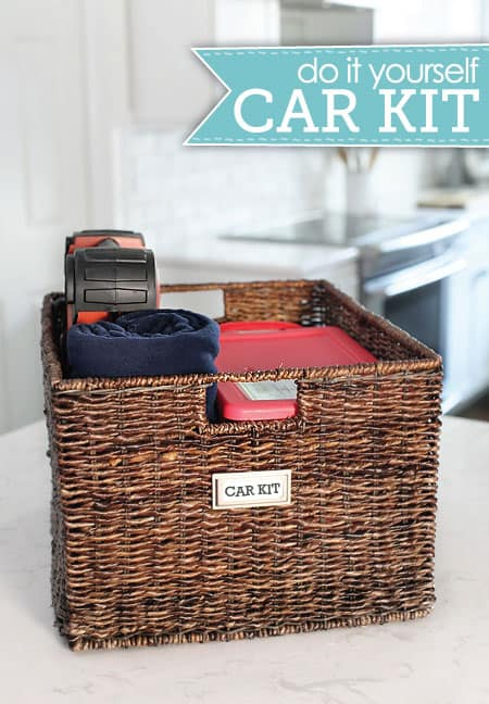 Do It Yourself Car Kit
