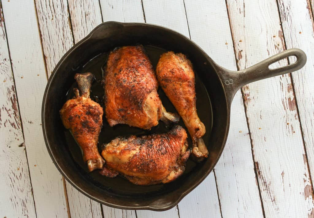 12 Cast Iron Pan Chicken Recipes That Ll Make You Want To