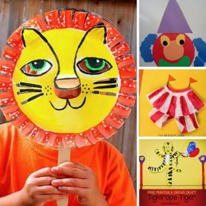 Circus activities for toddlers