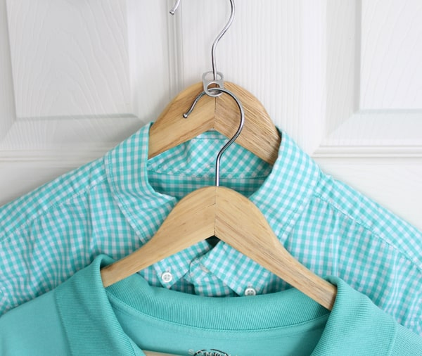 Clothes Hanger Hack