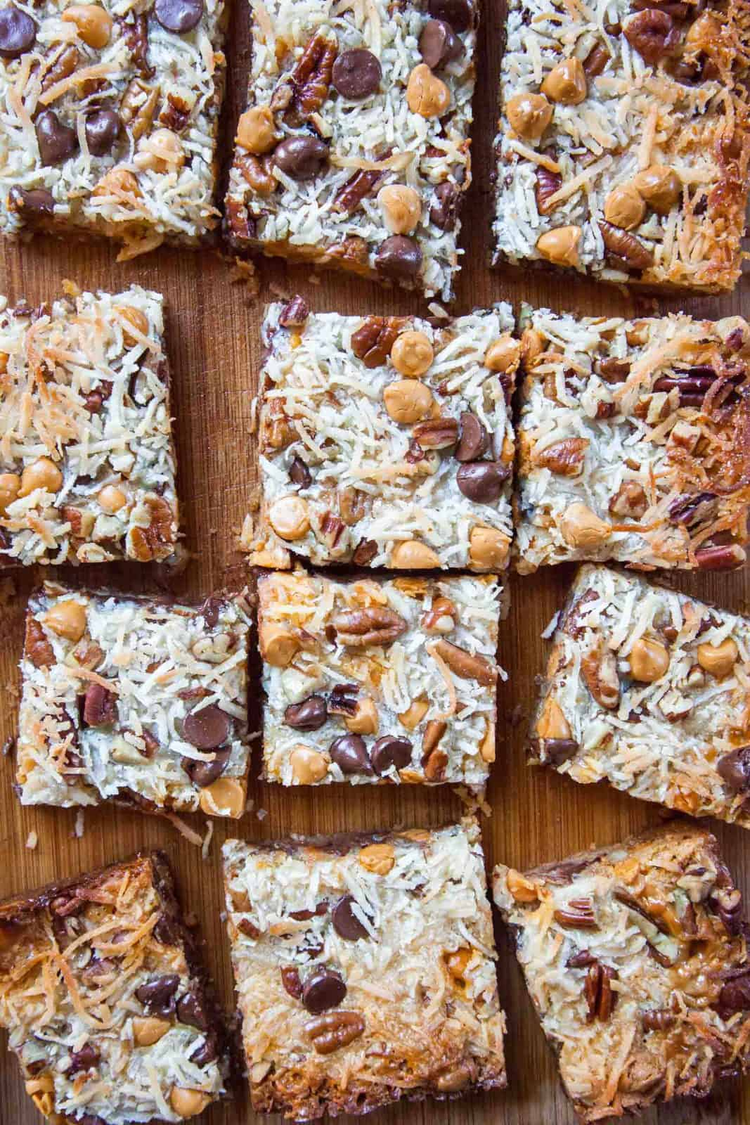 Magic Cookie Bar Recipe