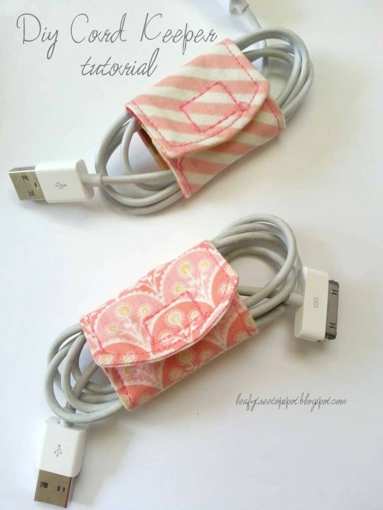 I hate it when my charging cords and ear bud wires get in a tangled mess. This is the PERFECT frugal solution!