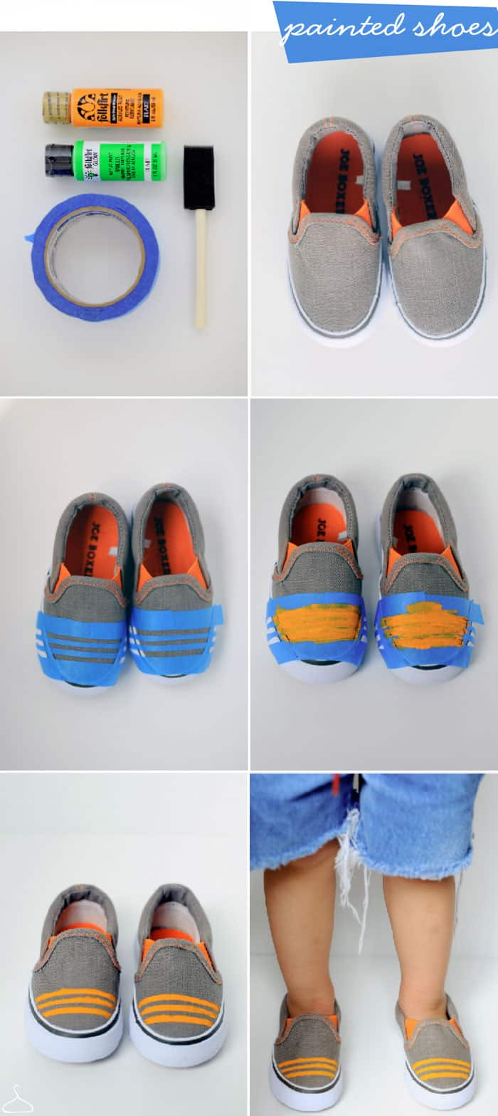 DIY Shoe Upgrade