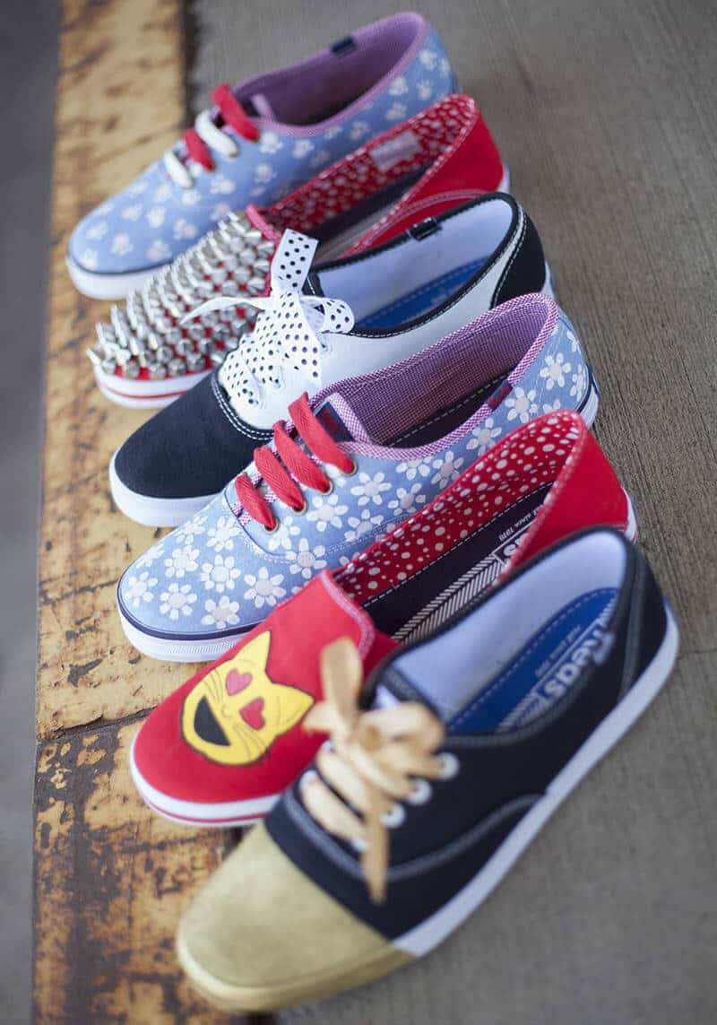 Transform Your Keds with These 6 Unbelievably Easy DIYs