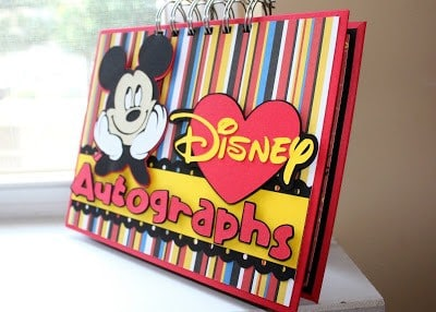 A Great Autograph Book Idea if You