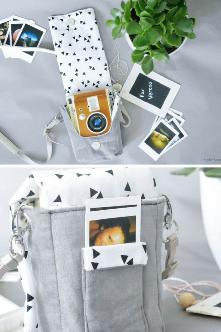 DIY Camera Case for the LOMO Instant