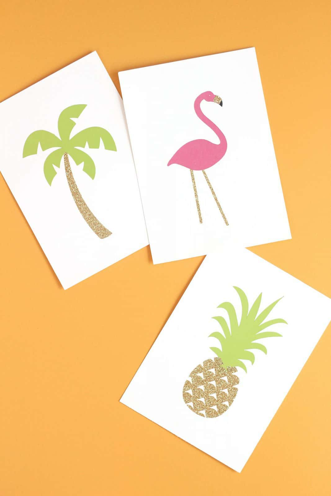 Flamingo Cricut Prints