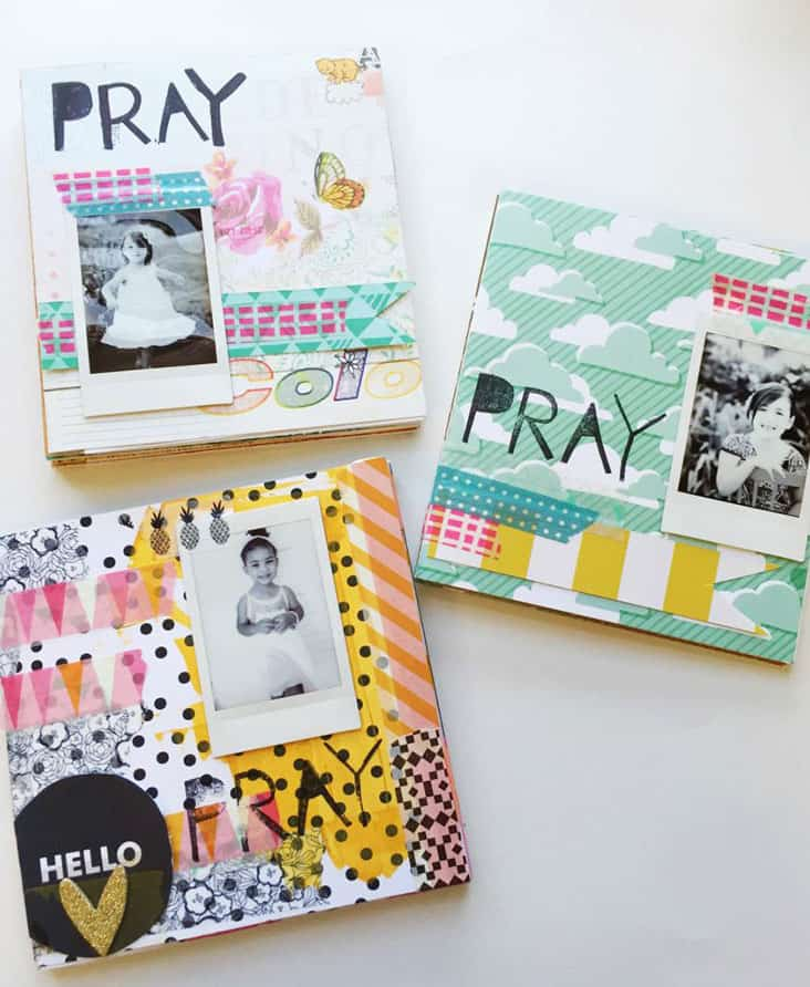 DIY Prayer Journal