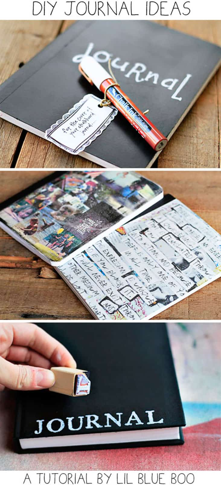 DIY Journal Ideas