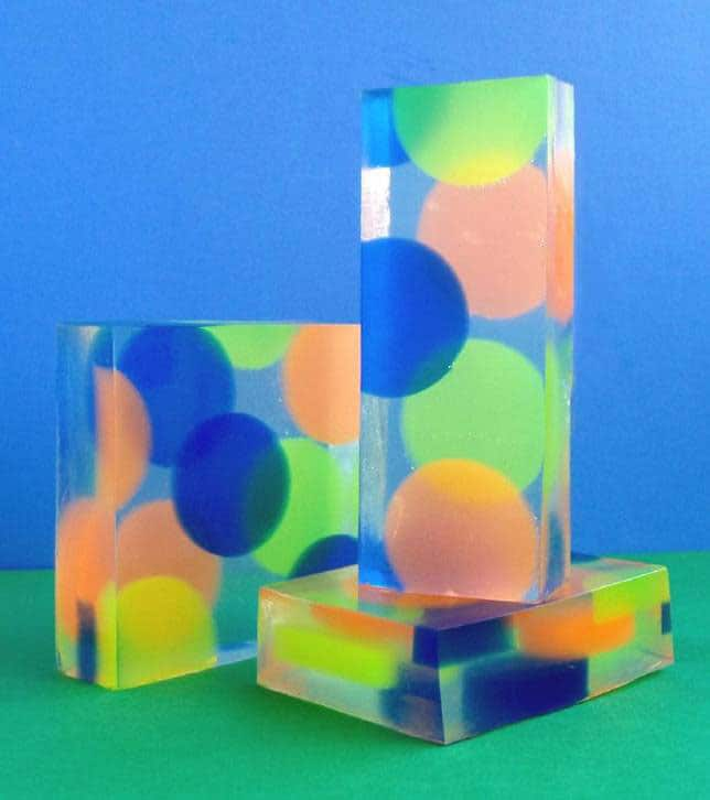 Floating Dot Soap