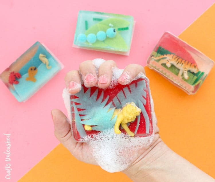 Make Your Own DIY Soap Dioramas