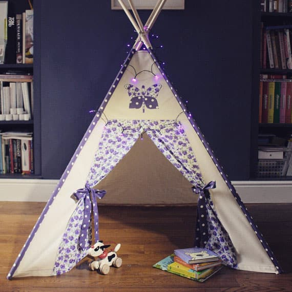 The Very Easy Teepee Pattern
