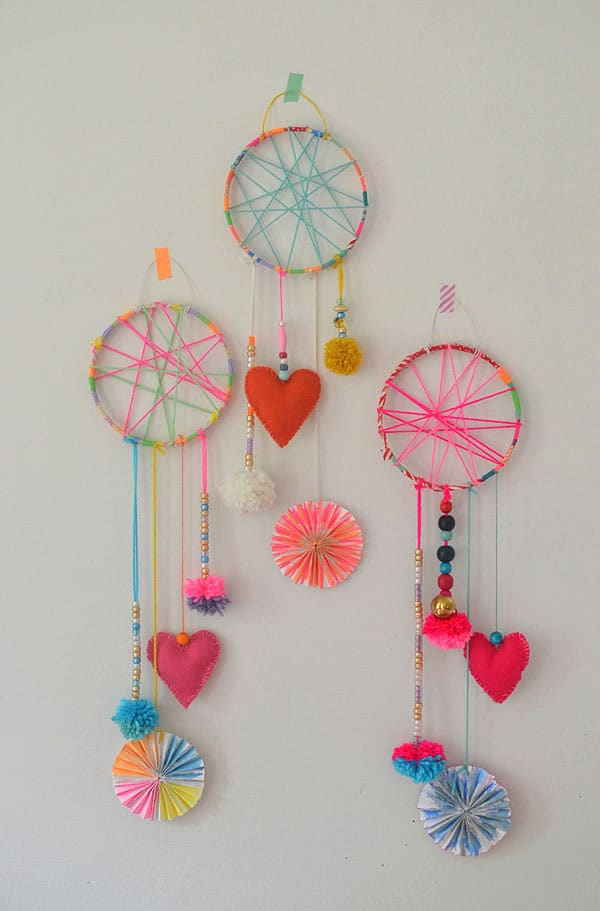 DIY Dream Catchers