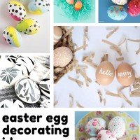 Easy Easter Egg Designs