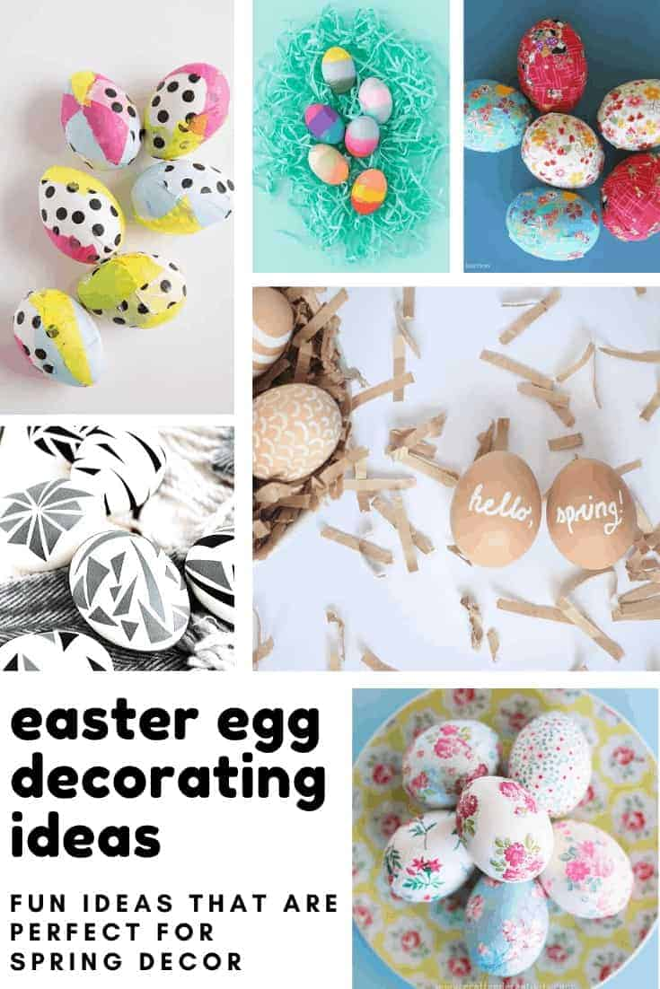 Easy Easter Egg Designs That Look Amazing