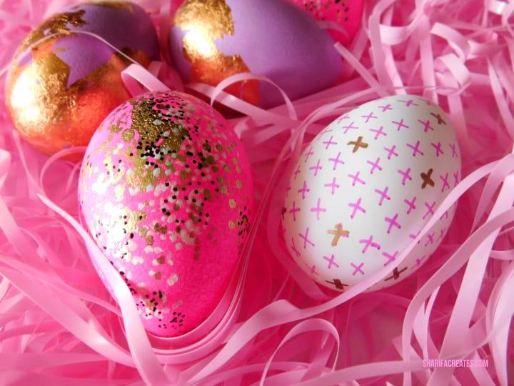Three Creative Ways to Decorate Eggs