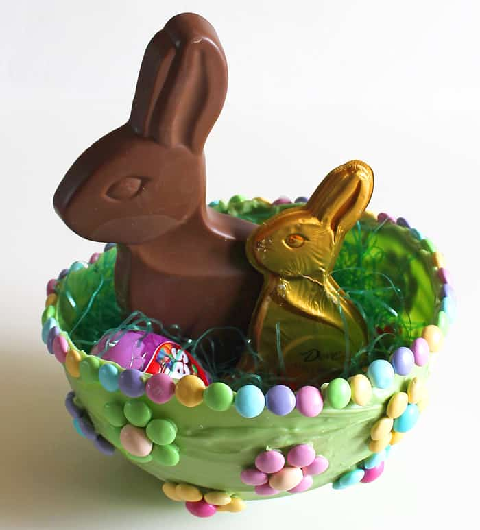 A Candy Easter Basket