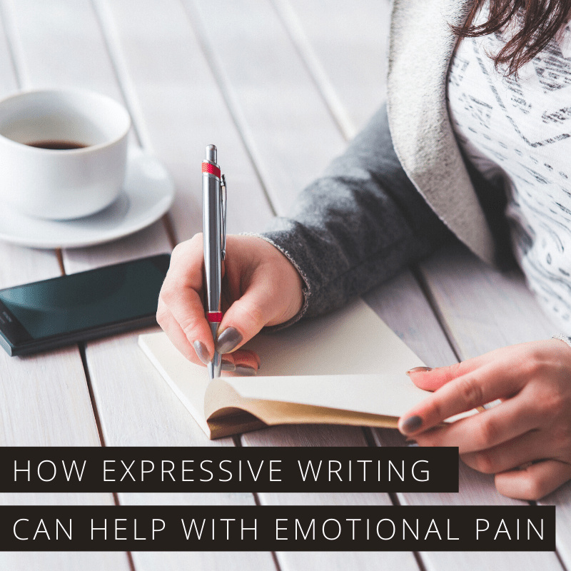 Find out how you can achieve a sense of balance with an expressive writing through pain exercise in your mental health journal