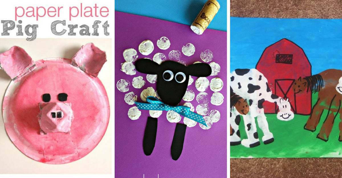 Pig Crafts For Preschoolers Pinterest