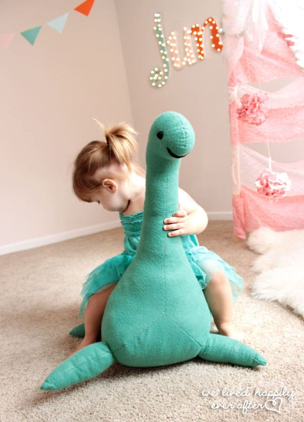 DIY Nessie Tutorial