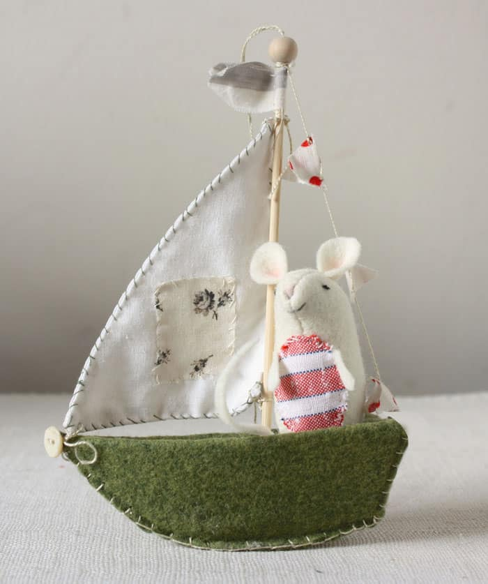very nice mice : pattern and instructions (and it's free!)